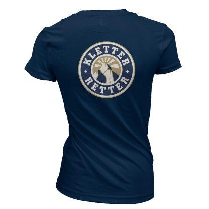 KletterRetter T-Shirt für Kletterinnen