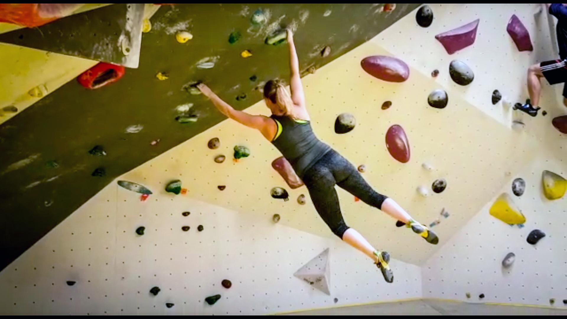 Bouldern Indoor