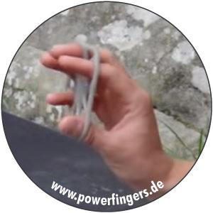 PowerFingers – Finger- und Handgelenksstrecker Trainer