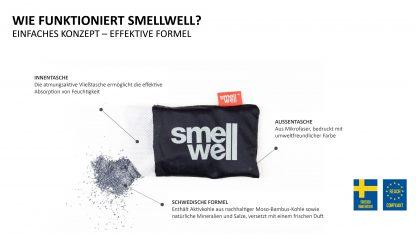 Wie funktioniert Smellwell