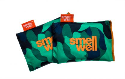 SmellWell Camo Green