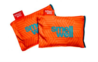 SmellWell Geometric Orange