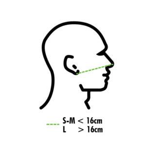 KletterRetter Mund-Nase-Maske