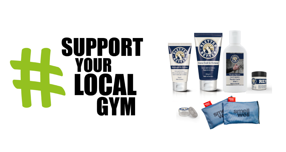 #supportyourlocalgym